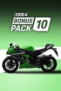 RIDE 4 - Bonus Pack 10