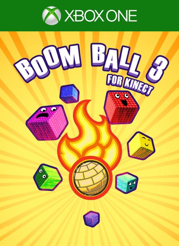Boom Ball 3 para Kinect boxshot