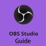OBS Studio User Guide Logo