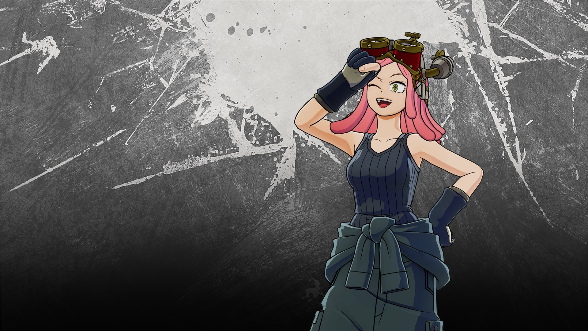 MY HERO ONE'S JUSTICE 2 DLC Pack 2: Mei Hatsume