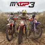 MXGP3 Logo