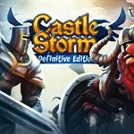 CastleStorm - Definitive Edition Logo