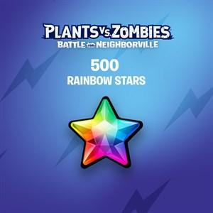 Plants vs. Zombies: Battle for Neighborville™ – 500 Rainbow Stars Xbox One