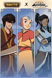 SMITE x Avatar Plus Bundle