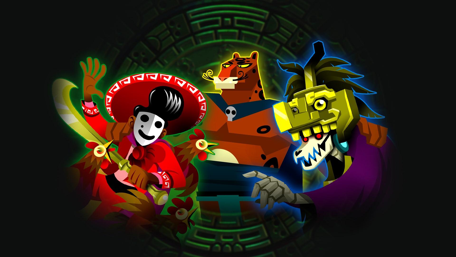 Guacamelee! 2 - Paquete de los Tres Enemigos