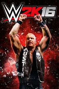 Carátula del juego WWE 2K16