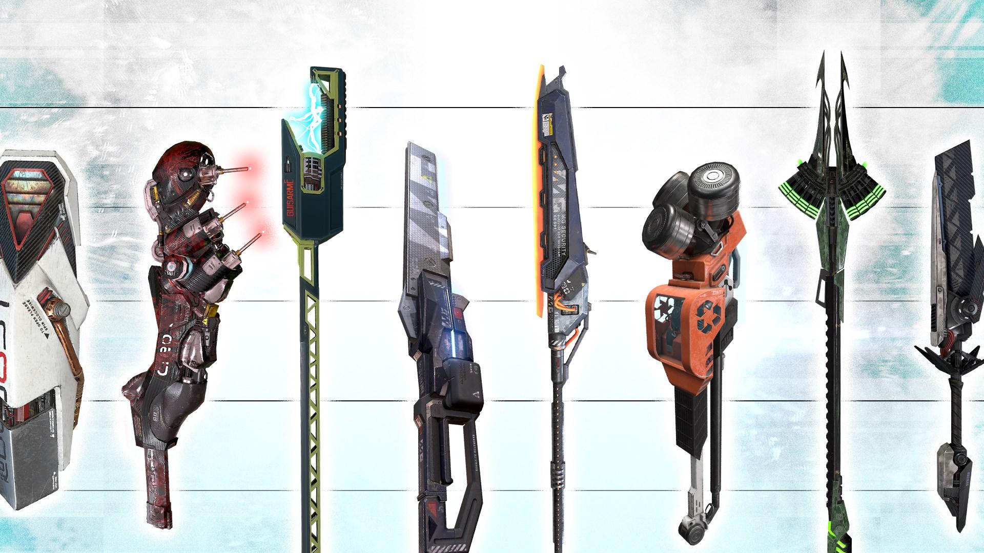 The Surge 2 - Public Enemy Weapon Pack