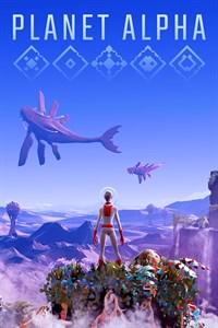 Carátula para el juego PLANET ALPHA de Xbox 360