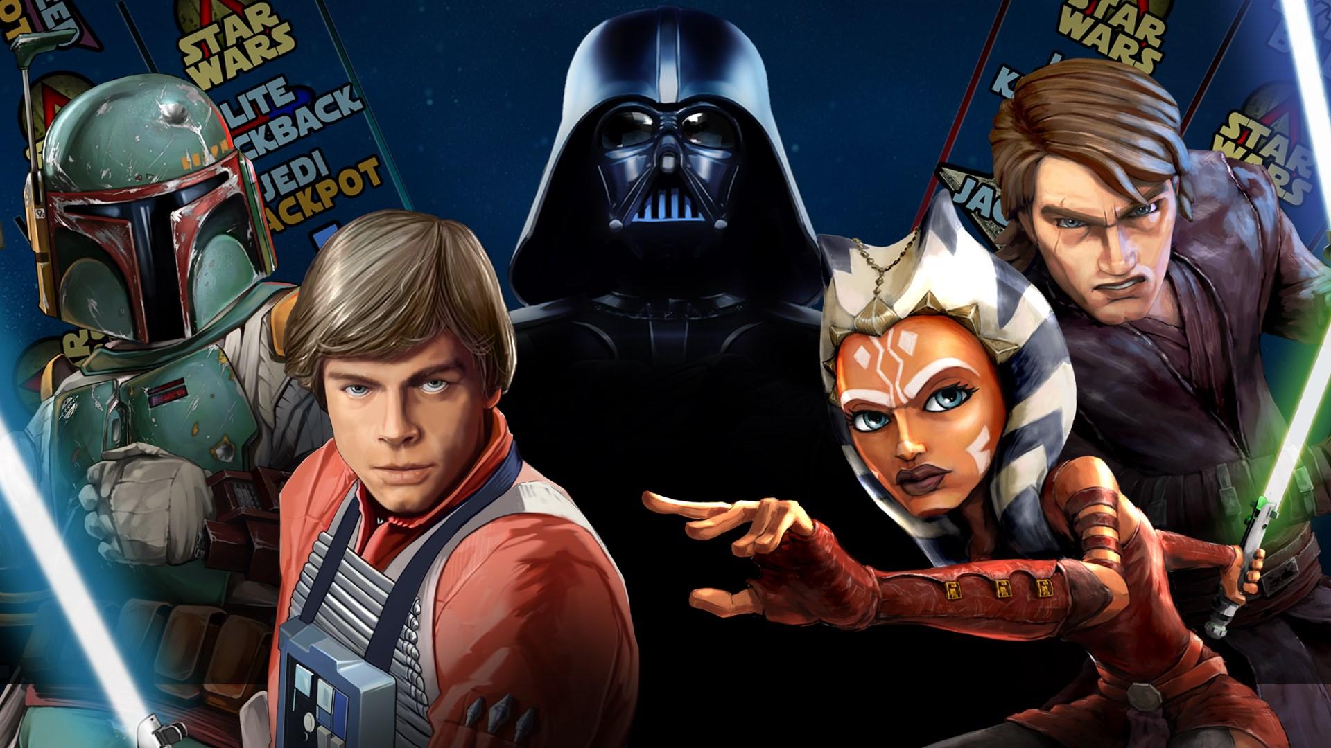 Star Wars™ Pinball Pack