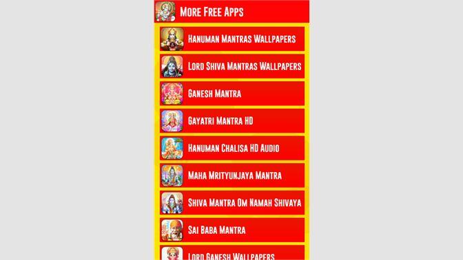 Get Maha Mrityunjaya Mantra - Microsoft Store en-SG