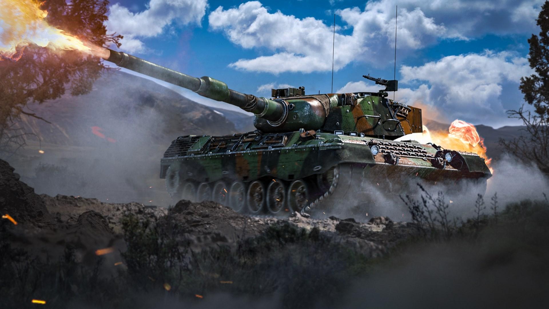 War Thunder - Leopard