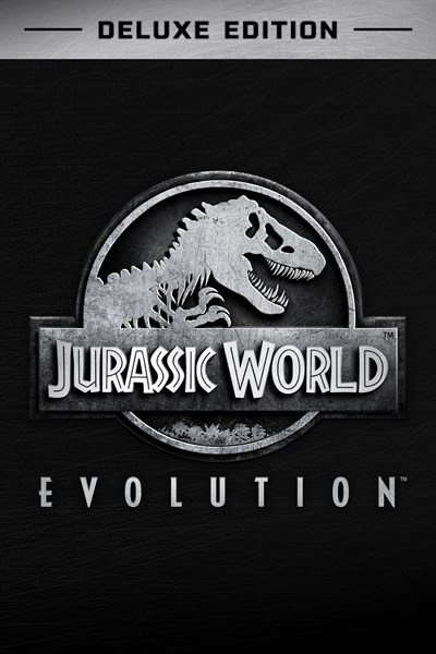 Jurassic World Evolution - Deluxe Bundle