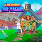 Lost Artifacts: Time Machine Logo