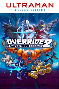 Carátula del juego Override 2: Super Mech League -- Ultraman Edition Pre-Order Bundle