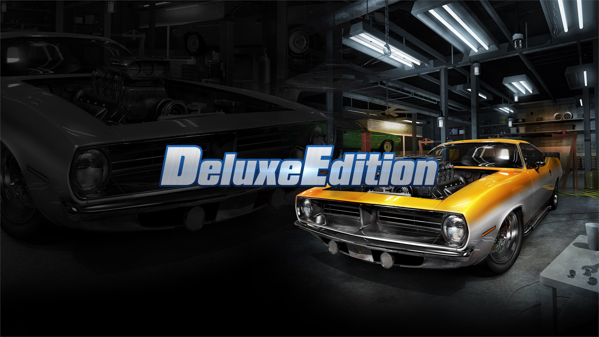 Car Mechanic Simulator - Deluxe Edition