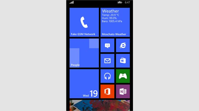 Get Moschato Weather - Microsoft Store