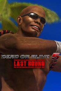 Carátula del juego DEAD OR ALIVE 5 Last Round Character: Zack