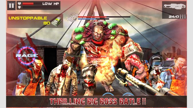 Get DEAD TARGET: Zombie - Microsoft Store