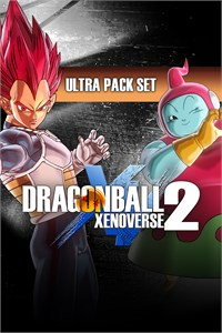 DRAGON BALL XENOVERSE 2 - Conjunto de Ultrapacotes