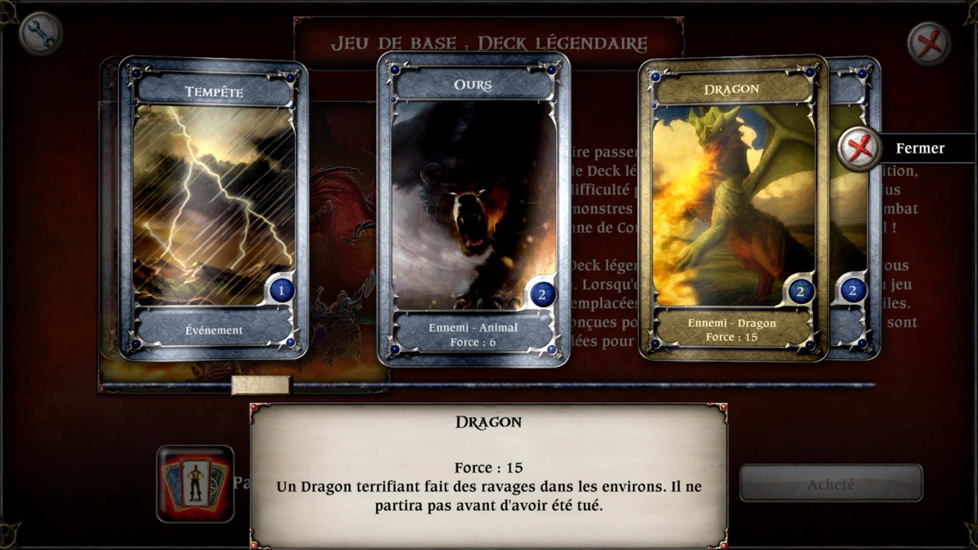 Talisman: Digital Edition - Base Game: Legendary Deck
