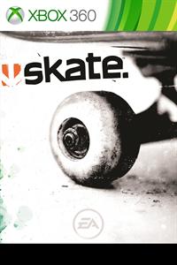 Carátula para el juego skate. de Xbox 360