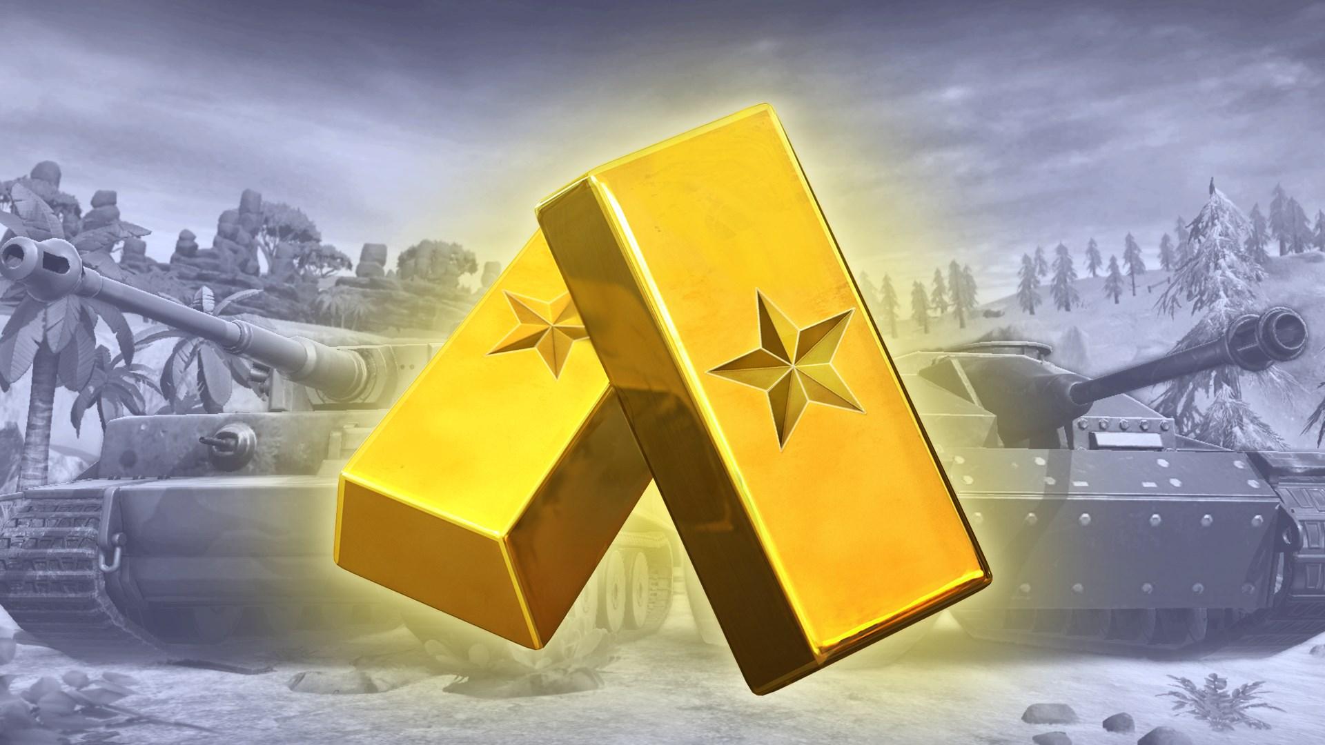 Worek złota (500)