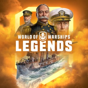 World of Warships: Legends — Légende en devenir Xbox One
