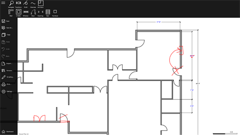 Get technical drawings illustrations microsoft store screenshot the architecture 1 add on add true walls windows stairs and other malvernweather Image collections