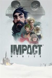 Carátula del juego Impact Winter para Xbox One