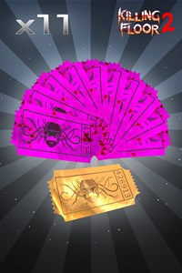 Premium Cyberpunk Silver Ticket Bundle