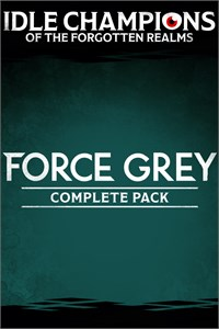Carátula del juego Complete Force Grey Pack