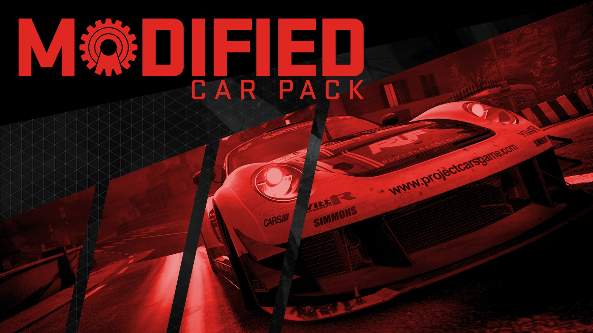 "Project CARS – Wagenpack ""Modifizierte Boliden"""