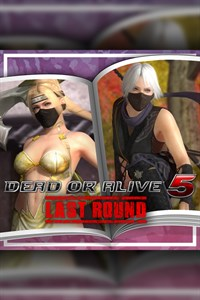 DOA5LR Costume Catalog LR08