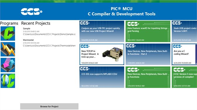 Get CCS C Compiler Launcher - Microsoft Store