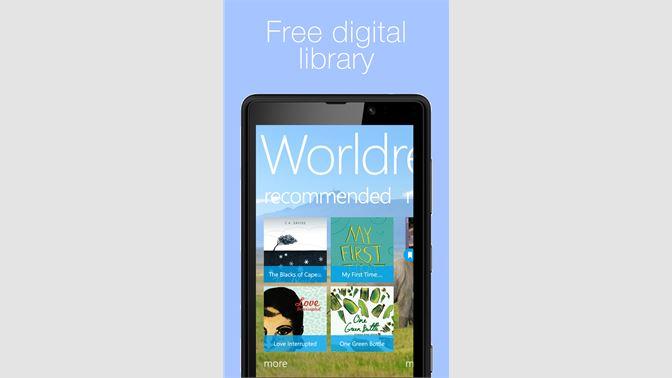 Get Worldreader - Microsoft Store