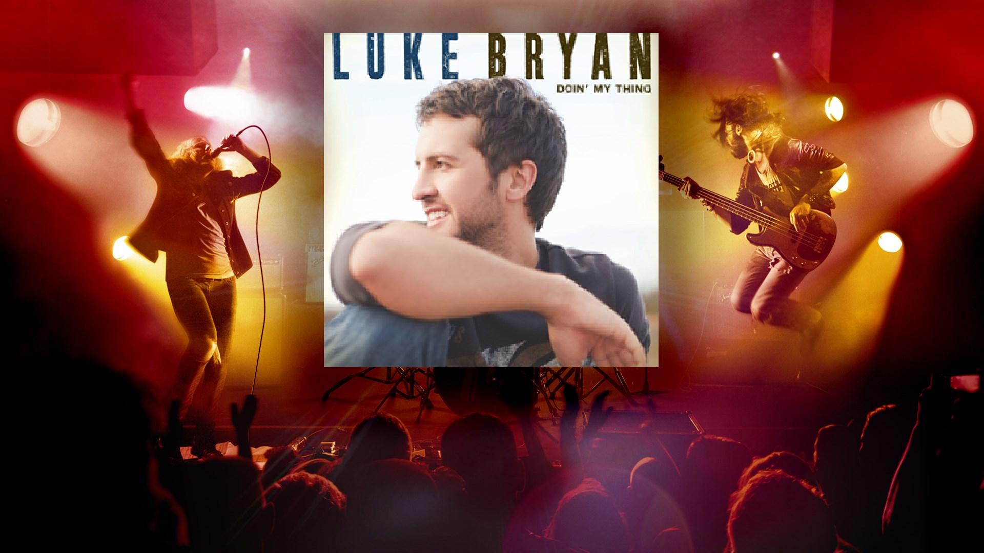 """Rain Is a Good Thing"" - Luke Bryan"