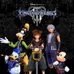 KINGDOM HEARTS Ⅲ Xbox One