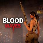 Blood Waves Logo