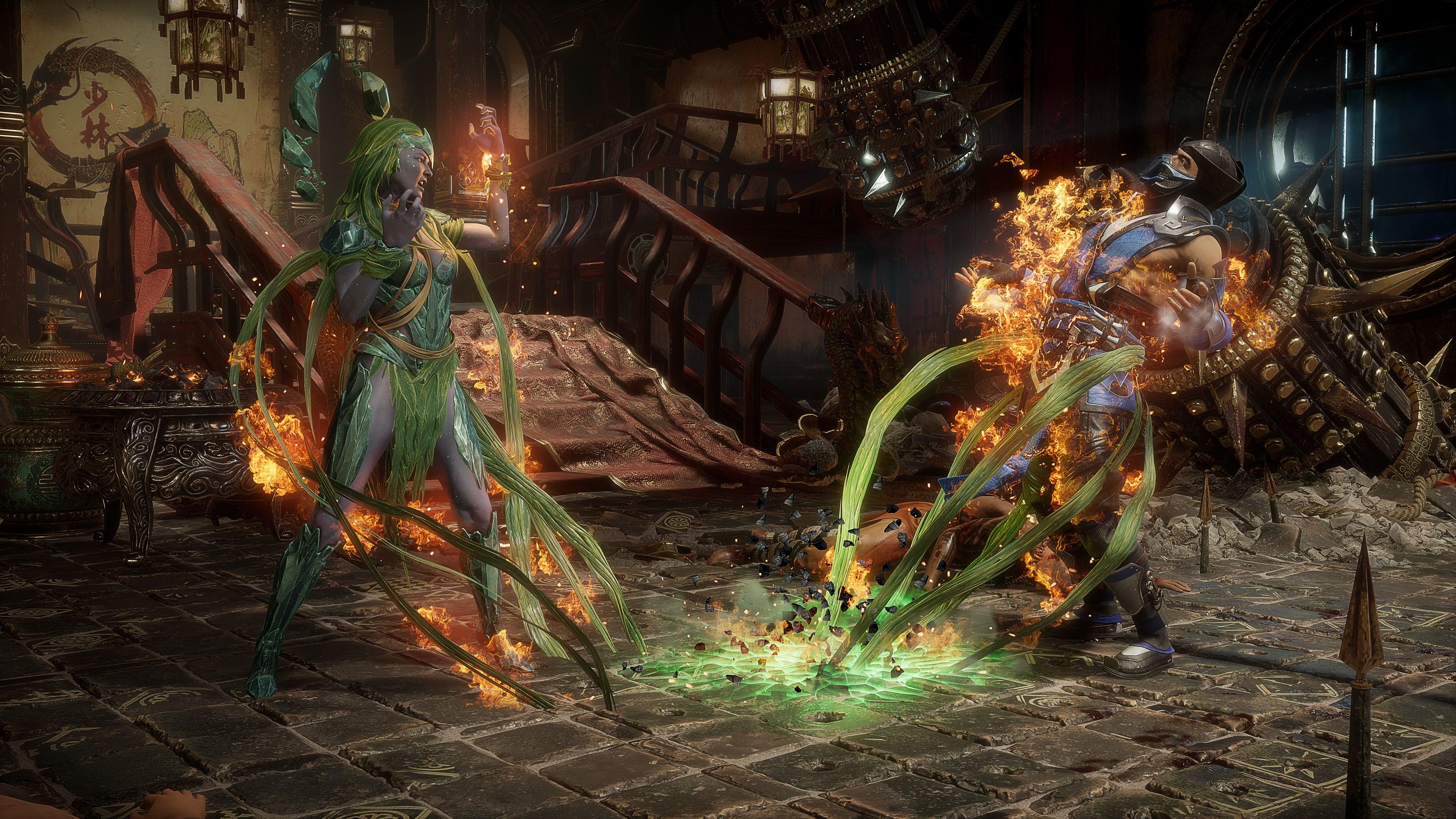 Скриншот №10 к Mortal Kombat 11