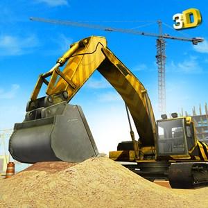 Modern City Roads Construction - Road Builder Sim