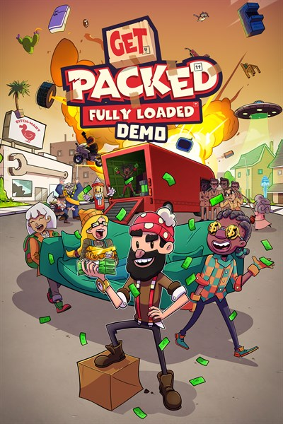 Get Packed Demo