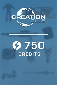 Skyrim Special Edition Creation Club: 750 Credits