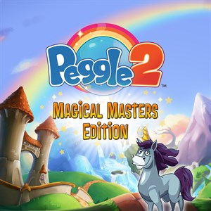 Peggle 2 Magical Masters Edition Xbox One
