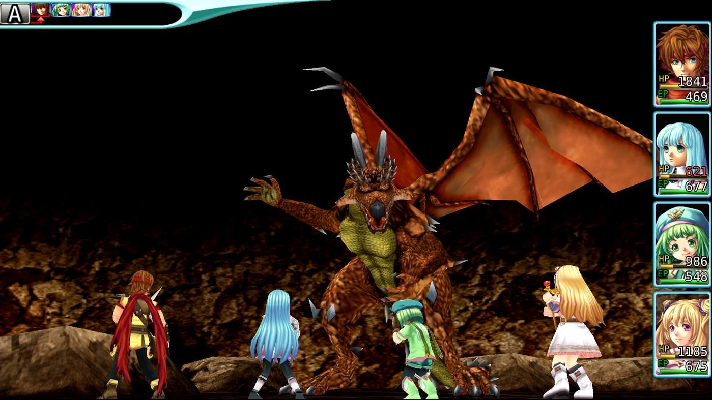 Alphadia Genesis for Xbox One