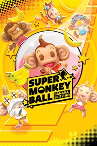Carátula del juego Super Monkey Ball: Banana Blitz HD
