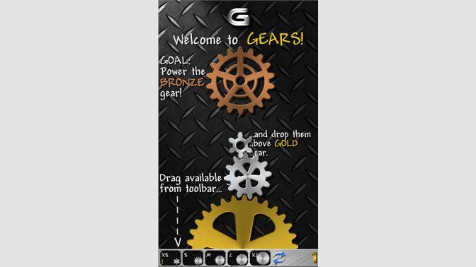 Get Gears - Microsoft Store
