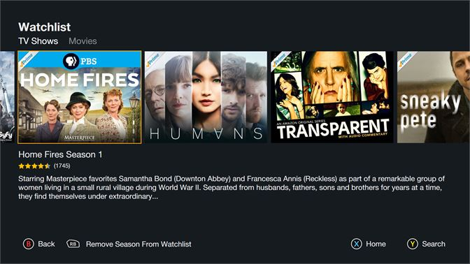 Get Amazon Video UK - Microsoft Store en-GB