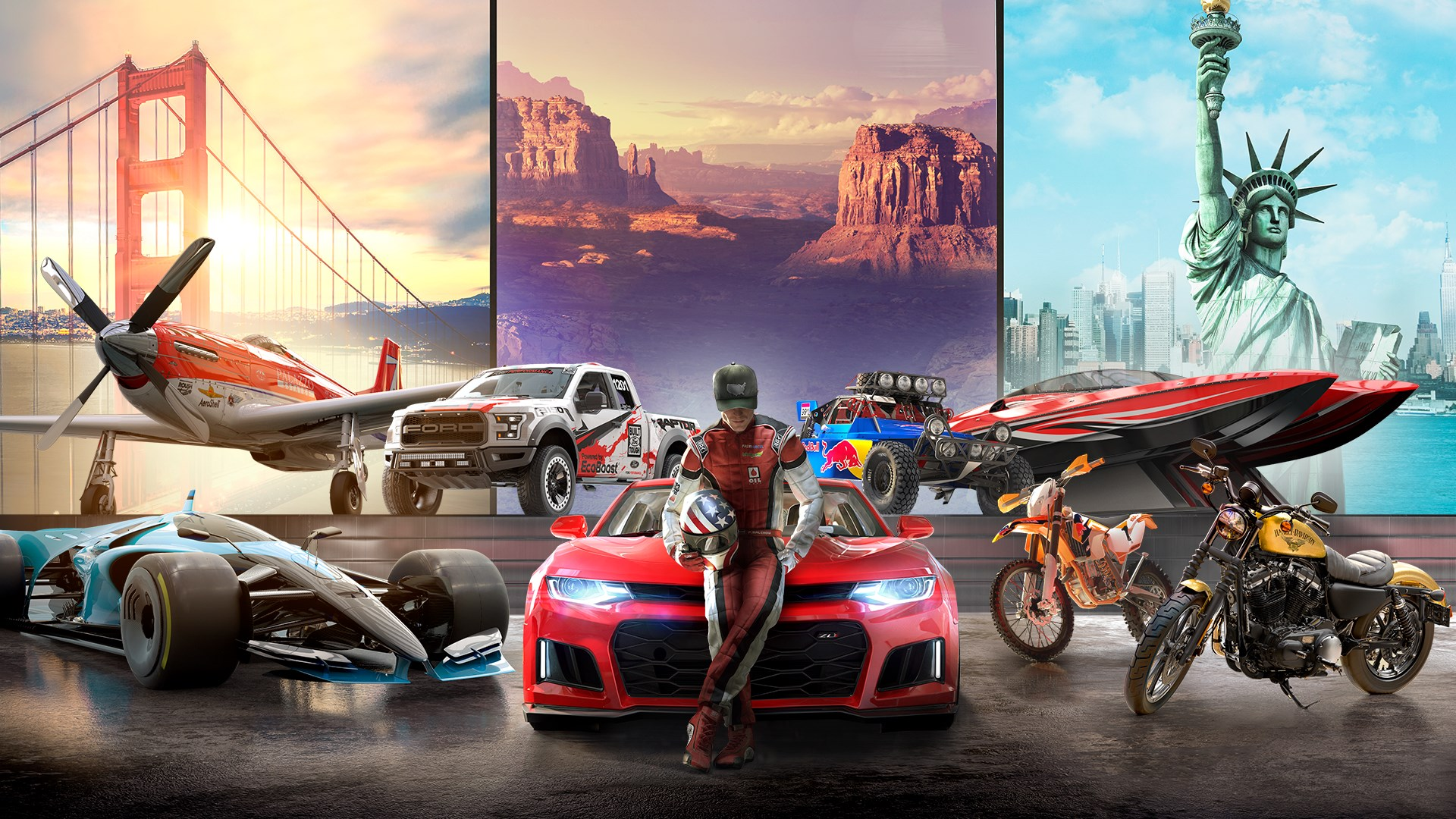 Buy The Crew® 2 Standard Edition - Microsoft Store en-CA