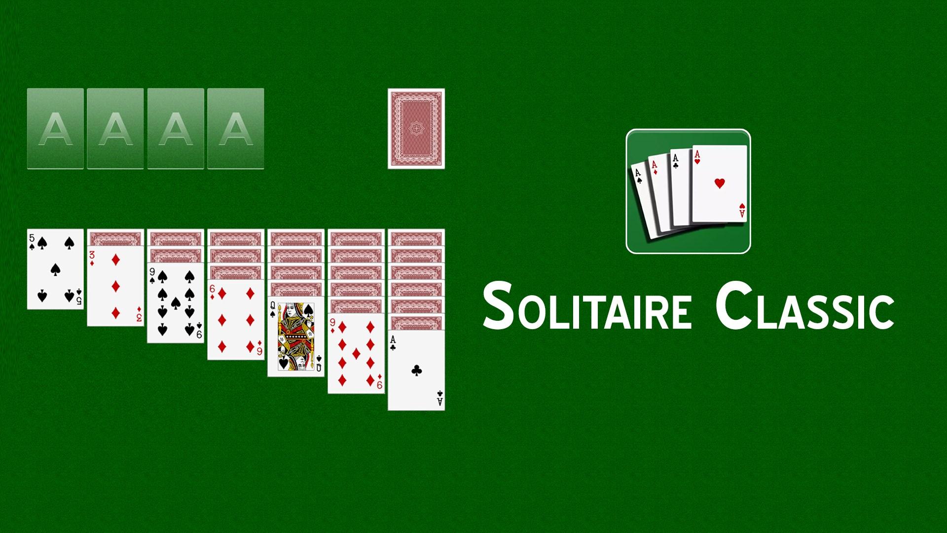 Klondike Classic Solitaire