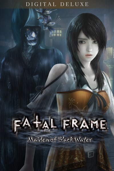 FATAL FRAME: Maiden of Black Water Digital Deluxe Edition